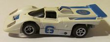 AFX Ferrari 512M in white with blue and silver #6