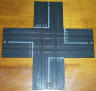 "T-Jet 9"" intersection track, used."