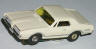 T-Jet Mercury Cougar, white with yellow windows