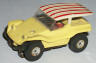 Thunderjet dune buggy coupe in yellow